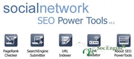 Seo Power Tools - Seo Инструменты для Social Engine