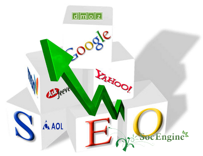 SEO оптимизация Social Engine - SEO Social Engine