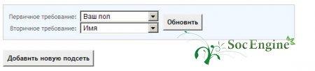 Подсети (Subnetworks)