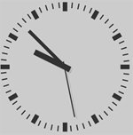 Flash Clock Mod - Flash Часы