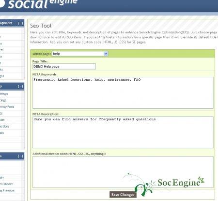 SEO Tools plugin - SEO Инструменты