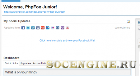 phpFox - OpenID@Social Plugin