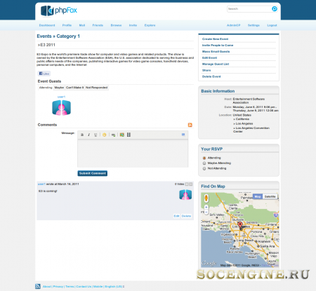 Phpfox 2.1.0 Beta 1 Release