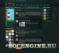 Новые бесплатные темы в SocialEngine 4.1.4!