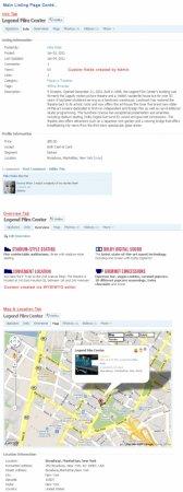Listings / Catalog Showcase Plugin