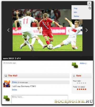 Oxwall 1.4.0: Новый просмотрщик фото, импорт Google контактов, улучшения и исправления