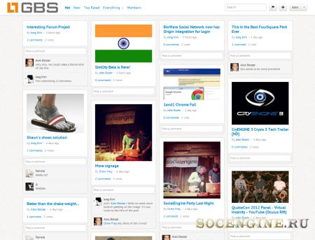 SocialEngine: взгляд в будущее
