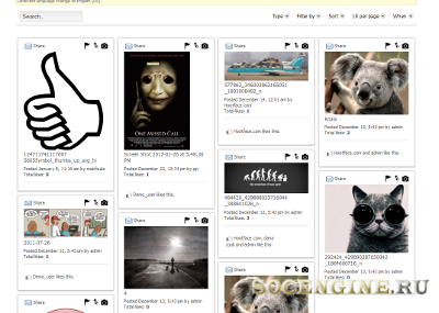 Как создать сайт свой Pinterest?