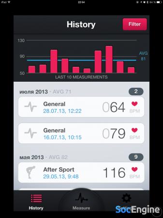 Отжимания, приседания, пресс, подтягивания и не только с iOS и Android