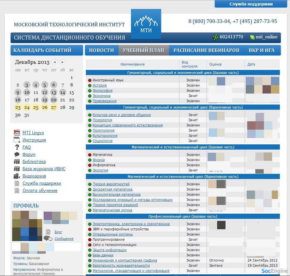 Московский технологический институт МТИ ВТУ плюсы и минусы  Сайт МТИ ВТУ где пройдут наши годы обучения