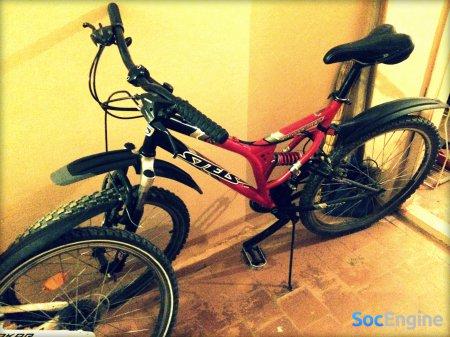 Велосипед самое лучшие транспортное средство в 2013 году