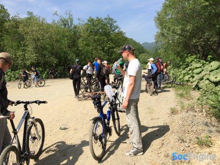 На велосипеде по острову Сахалин: Южно-Сахалинск / Грязевой вулкан (фотоотчет)