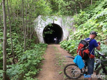 Старые железнодорожные туннели