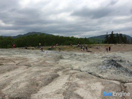 Грязевой вулкан остров Сахалин (фото)