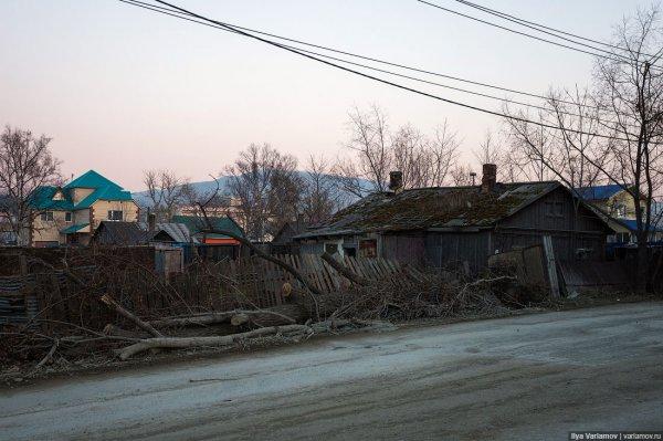 Плохой Южно-Сахалинск – родной город