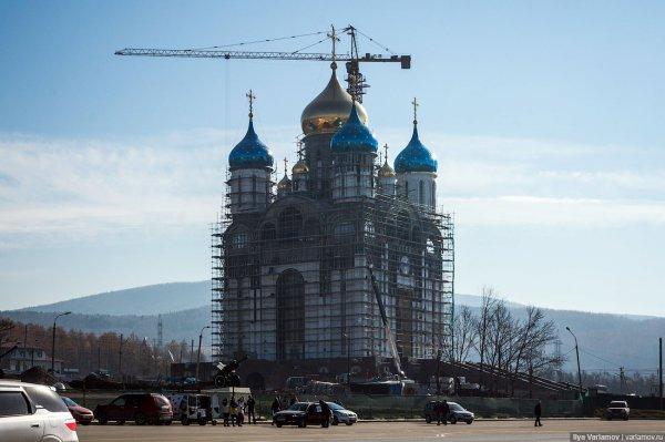 Хороший Южно-Сахалинск – родной город