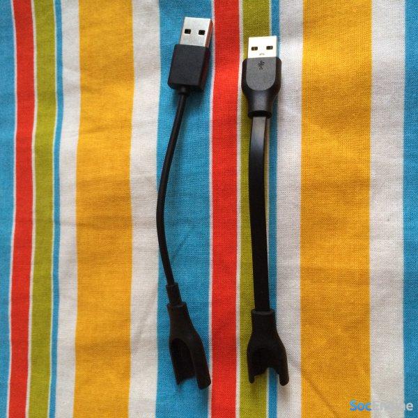 Новый USB проводок у Mi Band
