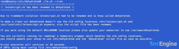 LetsEncrypt (Lets Encrypt) – настройка с Nginx + Apache или Nginx + PHP-FPM