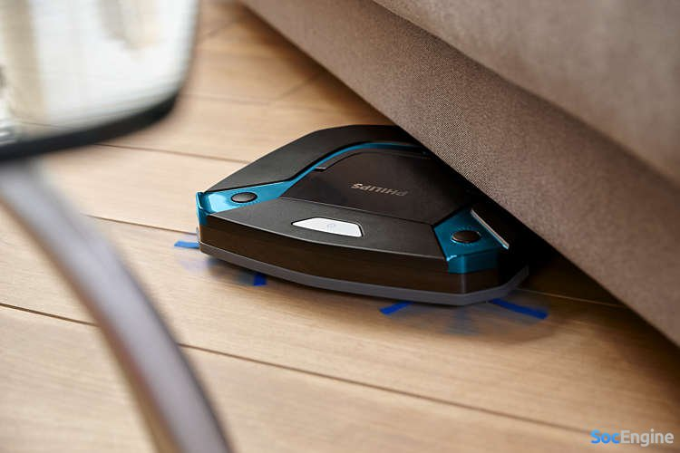 Обзор: Робот-пылесос Philips SmartPro Easy FC8792 (FC8794) и купон на скидку
